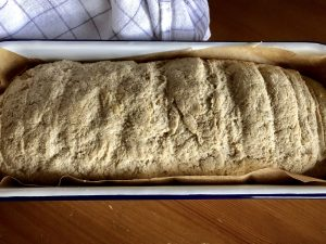 Glutenfreies Reis Hafer Hirse Brot